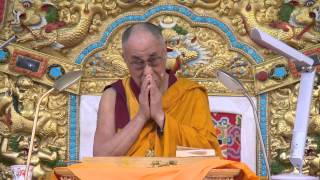 Tibetan Language: Day 9am - 18 Great Stages of the Path (Lam Rim) Commentaries