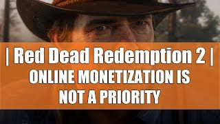 Take Two Assures Online Monetization Not Priority In Red Dead Redemption 2
