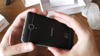 мобильный телефон Digma Vox S507 4G обзор