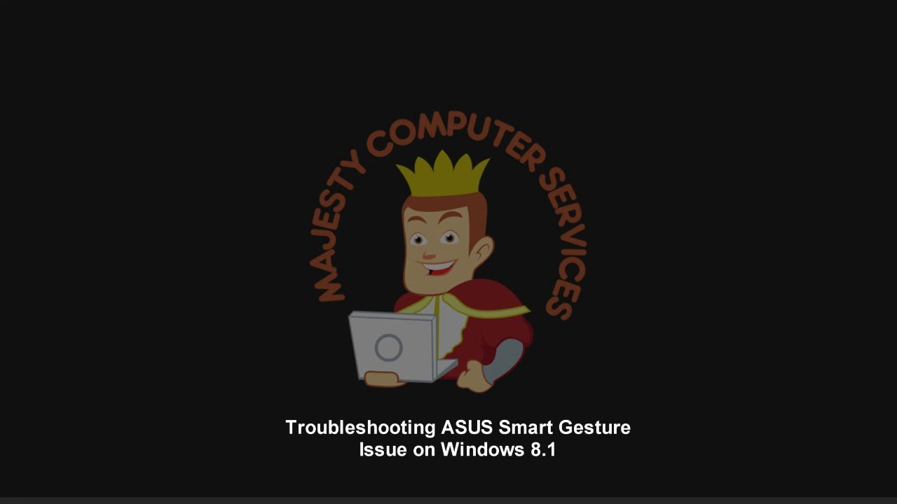 asus smart gesture windows 8.1 скачать