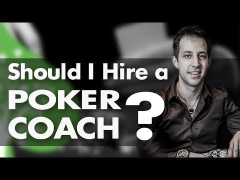 Poker Coaching: Should I Hire A Poker Coach
