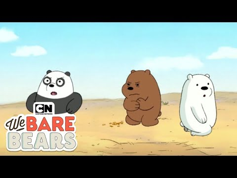 We Bare Bears | Cute Moments - Part 1 (Hindi) | Cartoon Network