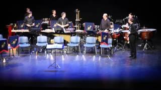 Murska Percussion Ensemble & Brass Band Slovenija 29.12.2015. I