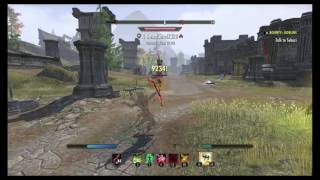 Klepto's ESO Stamina Nightblade Burst Sniper Build