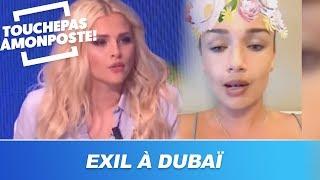 Exil à Dubaï : Kelly Vedovelli et Benjamin Castaldi répondent à Jazz et Thibault
