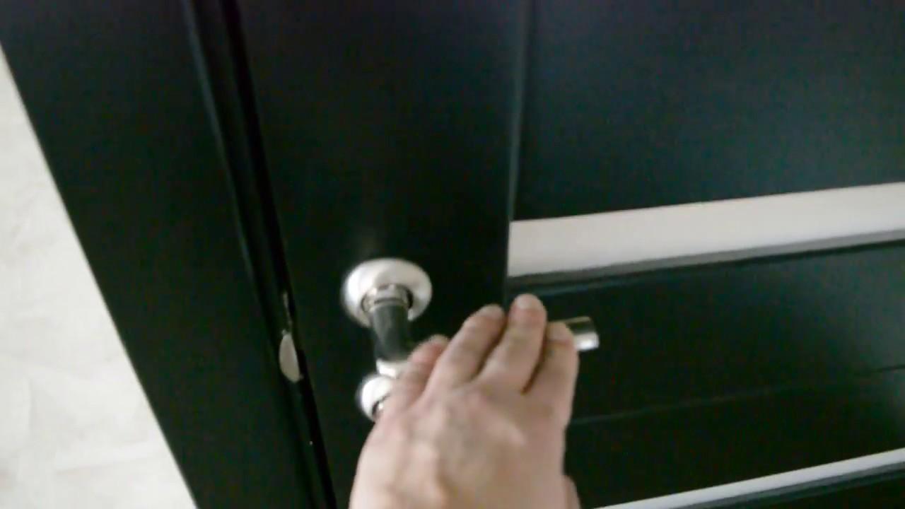 Радиусные межкомнатные двери, заказ из Харькова в Одессу - YouTube