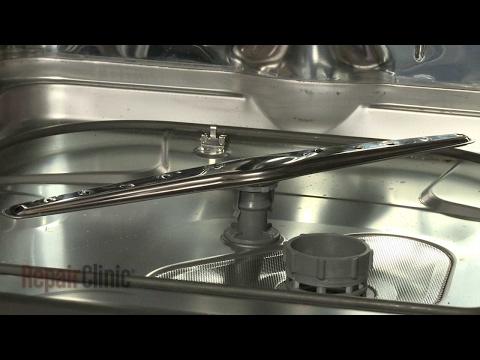 Lower Spray Arm - Whirlpool Dishwasher Repair Model #WDF550SAFS