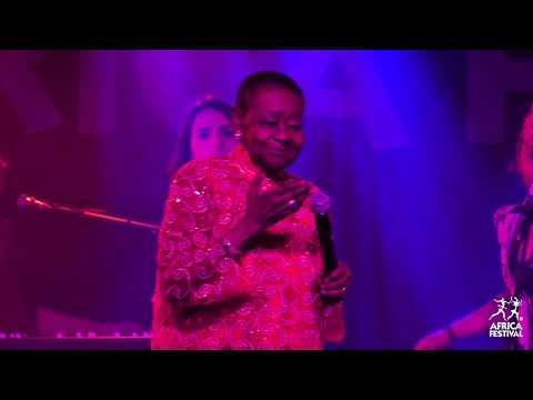 Calypso Rose in Concert - 31st Africa Festival Würzburg (2019)