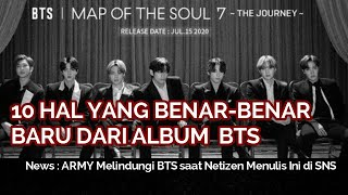 Baixar Detail Album Baru BTS 'Map of the Soul 7 The Journey' , Jungkook Menyusun Lagu Your Eyes Tell dll