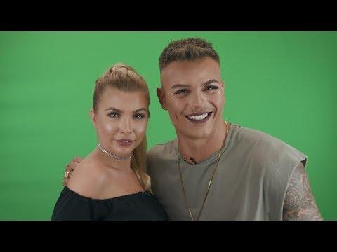 Girlfriend Does My Make Up | Love Island's Alex & Olivia | MTV Life