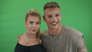 Girlfriend Does My Make Up | Love Island's Alex & Olivia