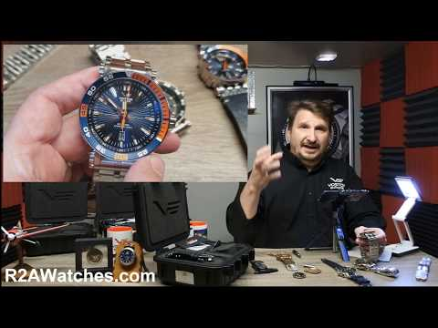 Vostok-Europe Energia 2 Watch On Bracelet - Watch Review