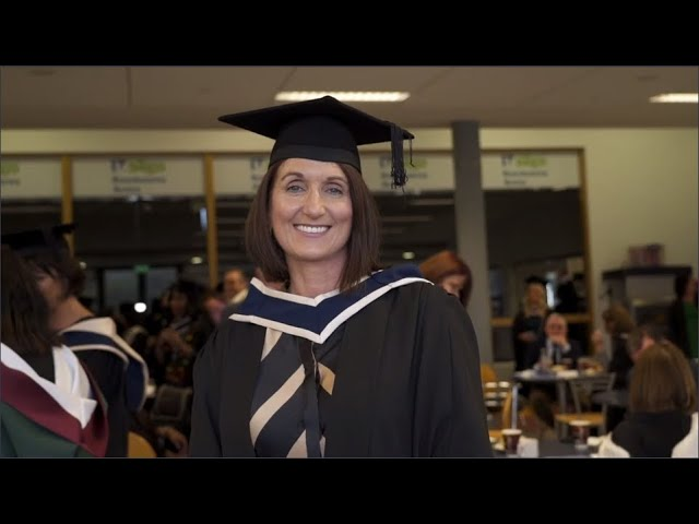 IT Sligo Online Graduate Story: Bachelor in Business in Management Applications.