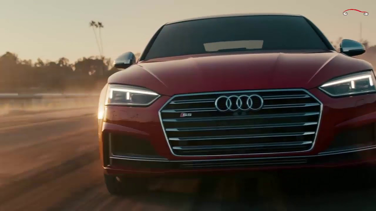 "2e264dafdfb Audi   S5 2018 Sportback Campaign- ""Secretariat"""