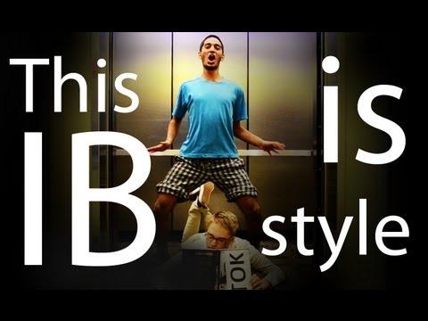 IB Style - Gangnam Style parody by Rohit