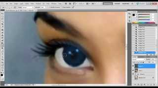 Tutorial Photoshop | Retouch Low Res Photo