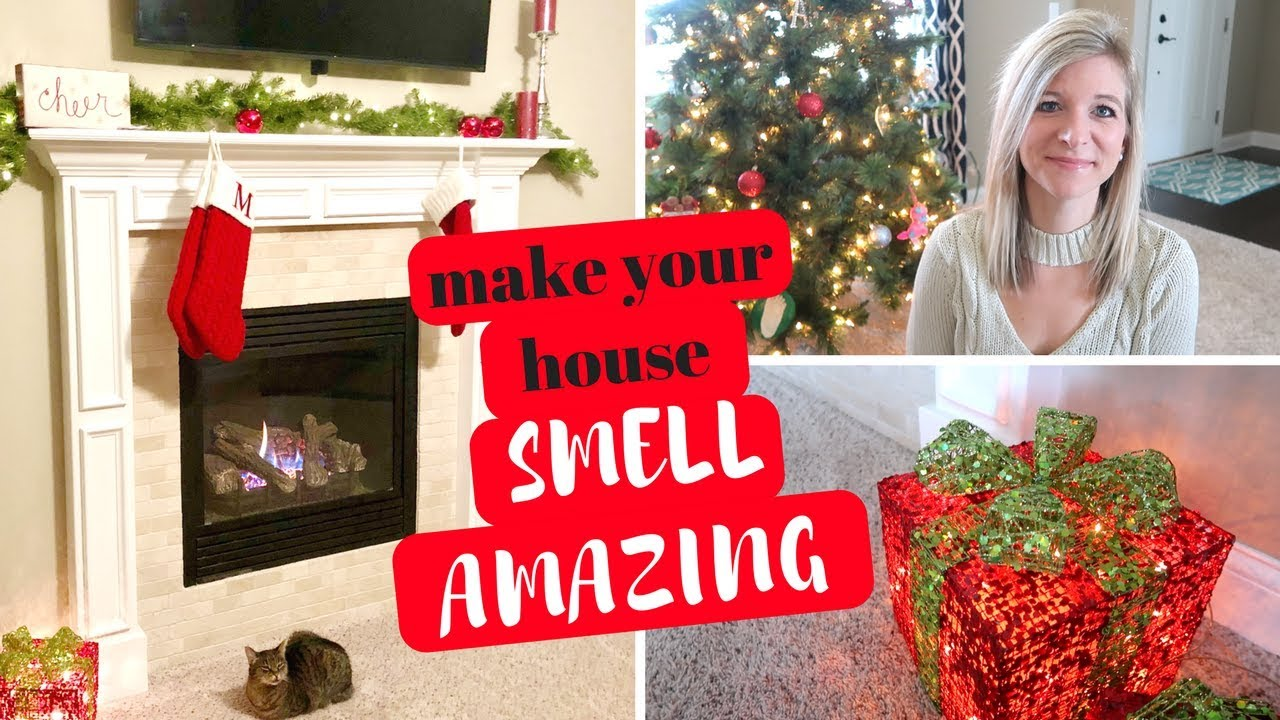 Make Your House Smell Like Christmas Easy Ways To Make Your