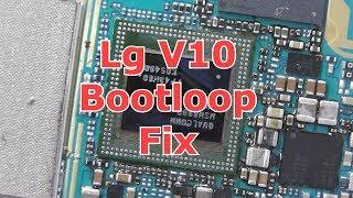 Lg V10 Bootloop Fix