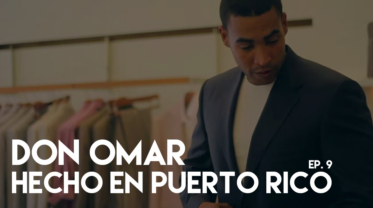 Don Omar - Hecho En Puerto Rico EP 09 Vin Diesel and Billboard Awards [Behind The Scenes]