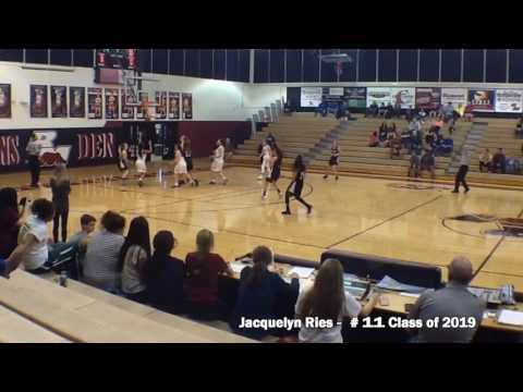 Jacquelyn Ries RMHS Highlights 2016 17 Season