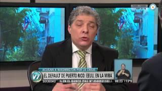 Visión 7 - Puerto Rico cayó en cesación de pagos