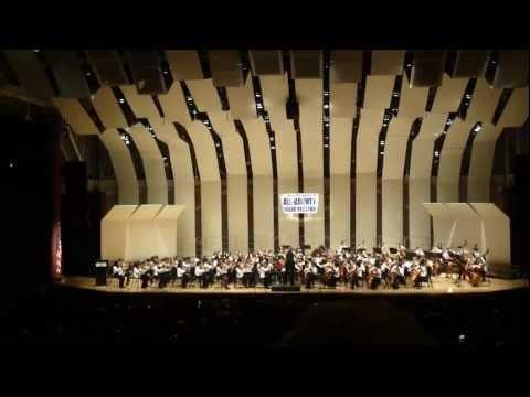 Rhythm N Blues- All County Orchestra Festival 2012.MP4