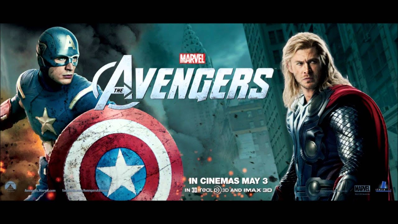 marvel's the avengers hd posters & wallpaper in 1080p - youtube