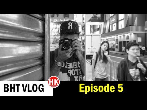 Vlog: Episode 5 'Michael Kenna Day'