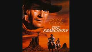 John Wayne in The Searchers, From YouTubeVideos