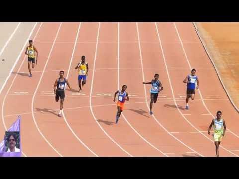 BOYS  U19  4X100m RELAY FINAL .58 TH  STATE LEVEL REPUBLIC DAY SPORTS  MEET