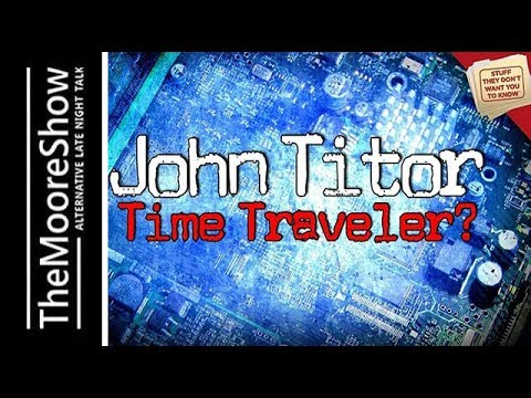 Oliver Williams  - The John Titor Story
