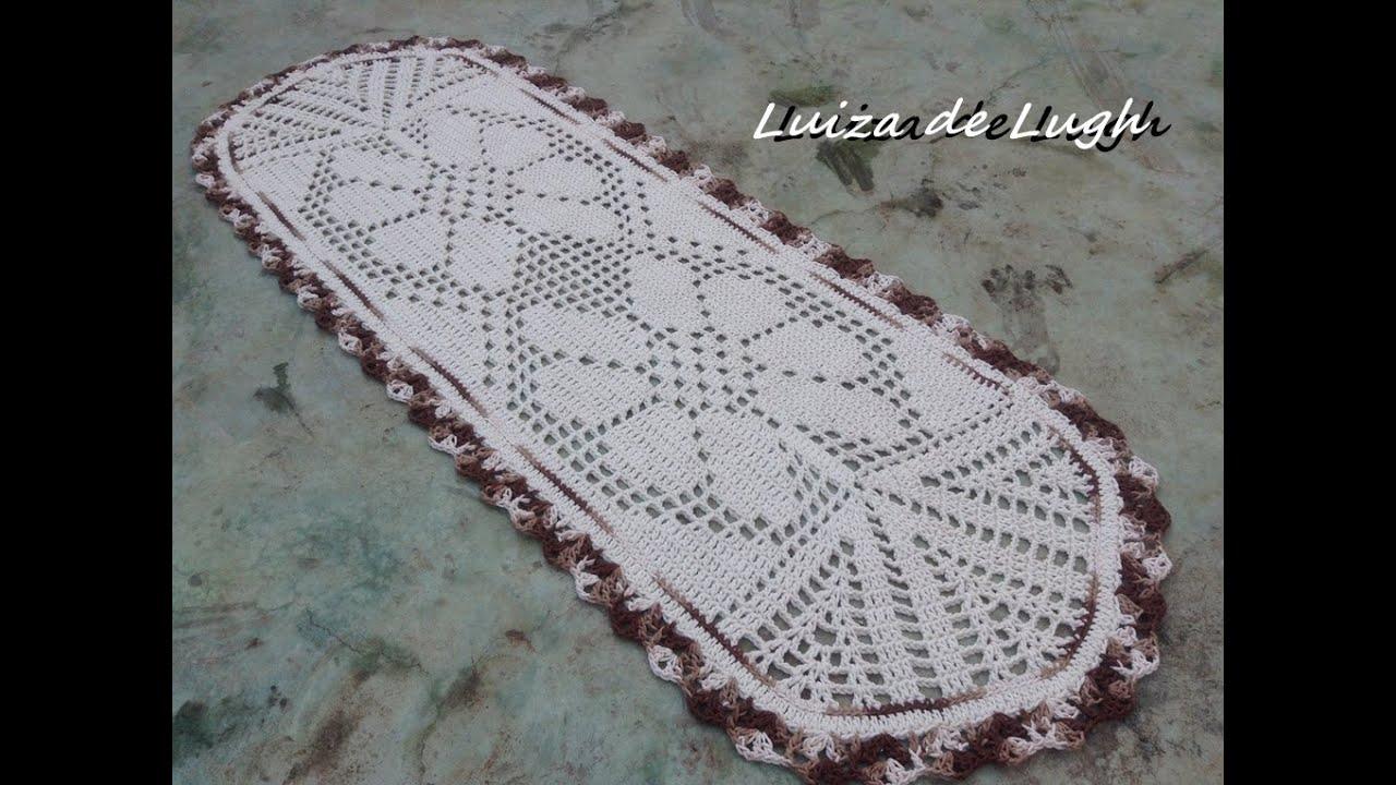 tapetes de crochê para cozinha simples e lindo