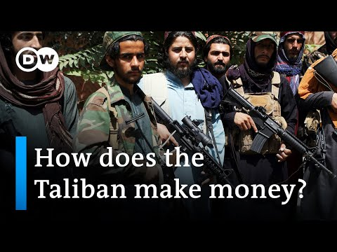 Afghanistan: What are the Taliban's sources of income?  | DW News