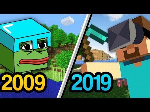 MINECRAFT EN 2019