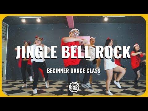 Jingle Bell Rock (Glee) / Pun Choreography / Beginner Dance Class