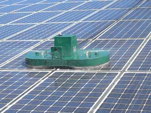 Solarpflege De Pvspin Schletter Pv Reinigung