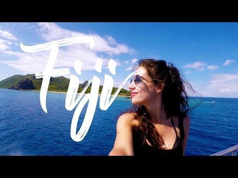 Fiji Arrival & Boat Tour | FIJI | Travel Vlog #7