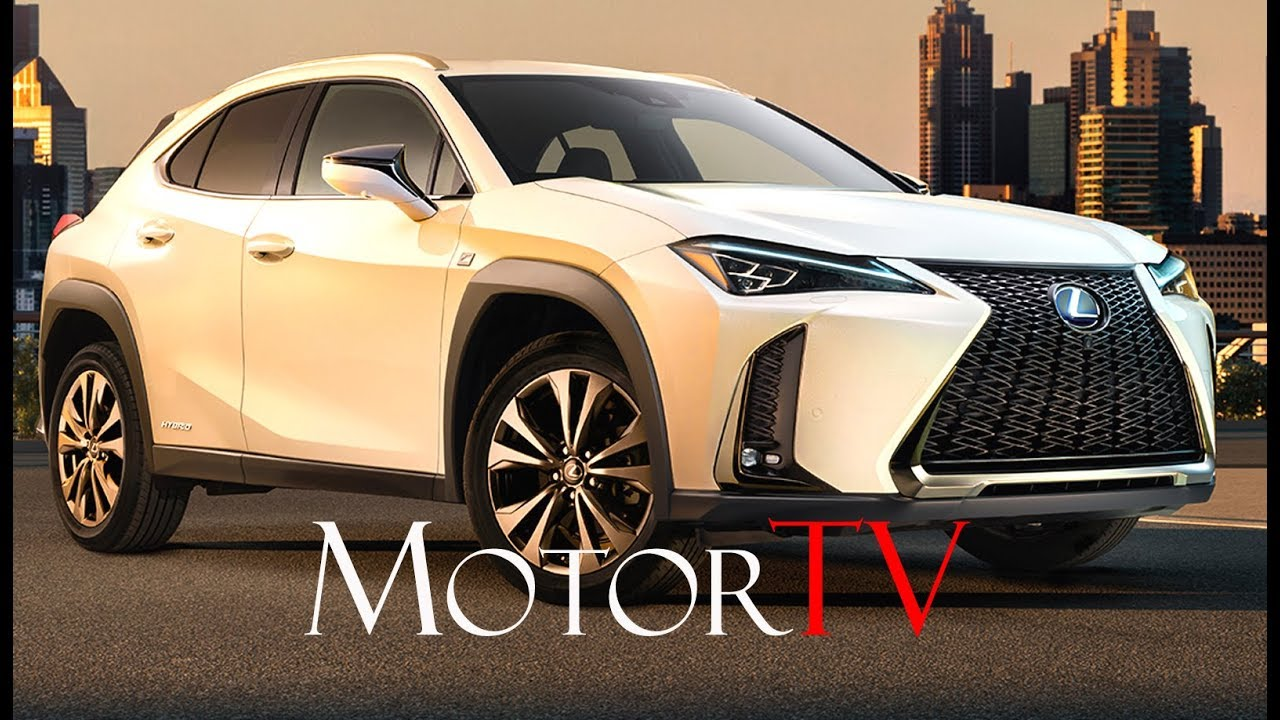 preview all new 2019 lexus ux 250h crossover l teaser youtube. Black Bedroom Furniture Sets. Home Design Ideas