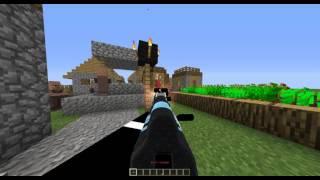 Counter Strike в Minecraft?