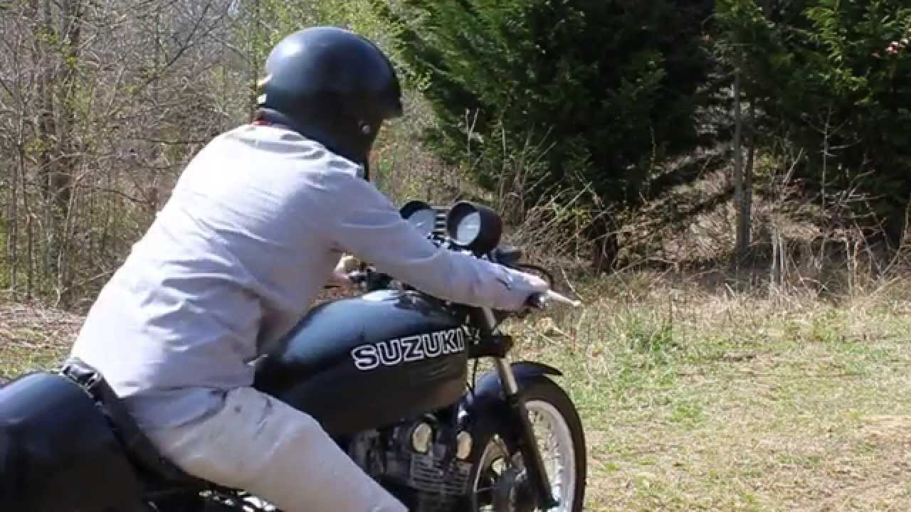 suzuki gs1000 cafe racer - youtube