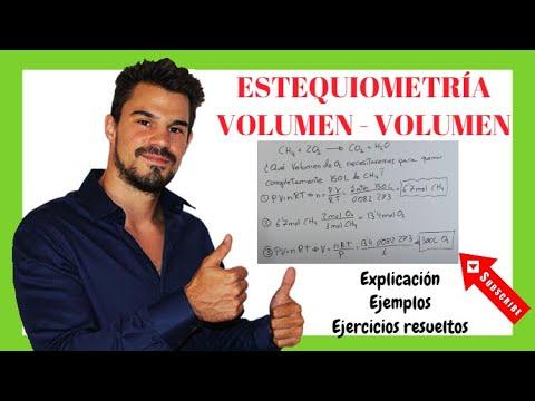 cÁlculo-volumen---volumen-(estequiometrÍa)-😲-ser-un-genio-sin-estudiar-👌en-6-minutos💪profesor-oak