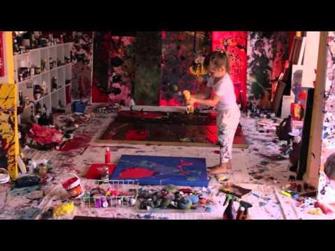 Spotlight on Agora Gallery Artist: Aelita Andre