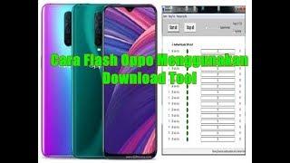 (Mudah Banget) Cara Flash Hp Oppo Menggunakan DownloadTool