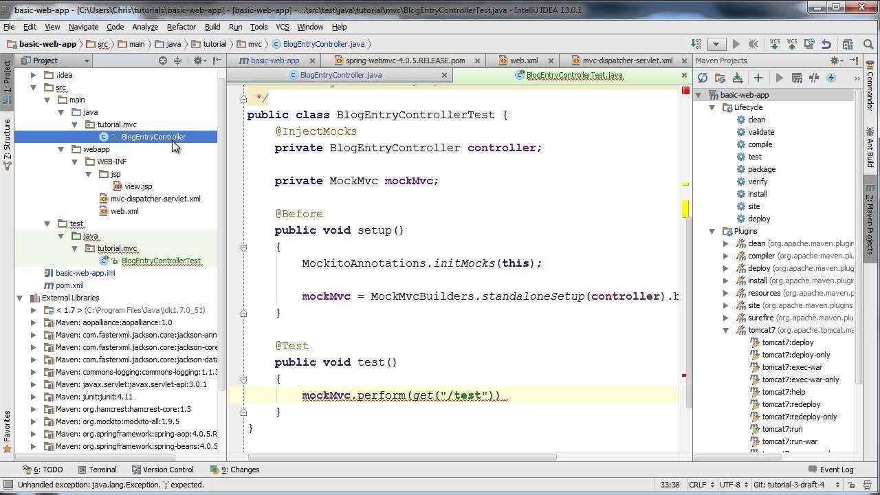 Web development using spring and angularjs tutorial 3 youtube web development using spring and angularjs tutorial 3 baditri Choice Image