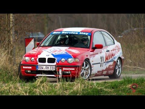 [ONBOARD] Stormarn Rallye 2017 - Alexander Brase - Sarah Nolte - BMW E46 318ti - G18