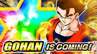 HE'S BETTER THAN MOST LRS!! 100% Transforming Ultimate Gohan Showcase | DBZ Dokkan Battle