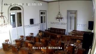 Transmisión en directo de Concejo Deliberante de Tandil (22/06/17)