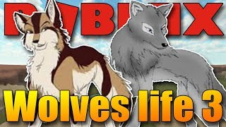 (15 +) VENDALI AND BOZI FIND OUT HOW TO BE A WOLF: D | ROBLOX: Wolves Life 3