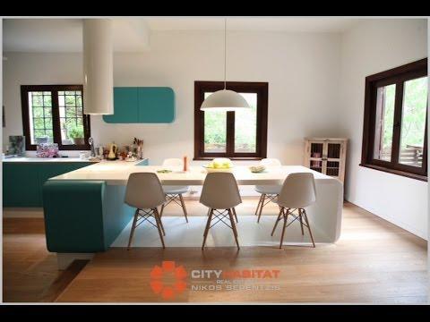 HOUSE IN VOULA GREECE, CITYHABITAT - NIKOS SEPENTZIS Greek Real Estate