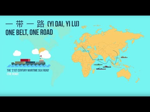 China's plan for the 21st-century Silk Road
